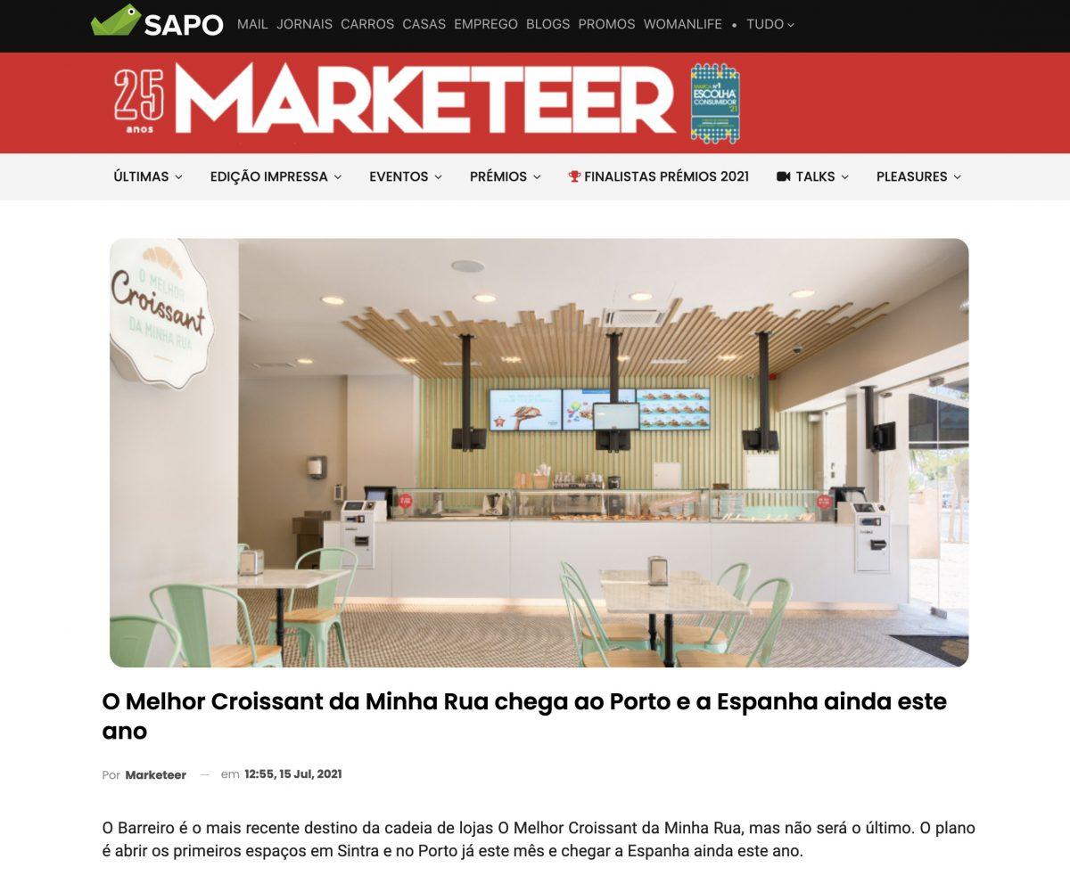 O Hipersuper e a  Marketeer reparam no nosso híper-super-salto para Espanha. E não só.
