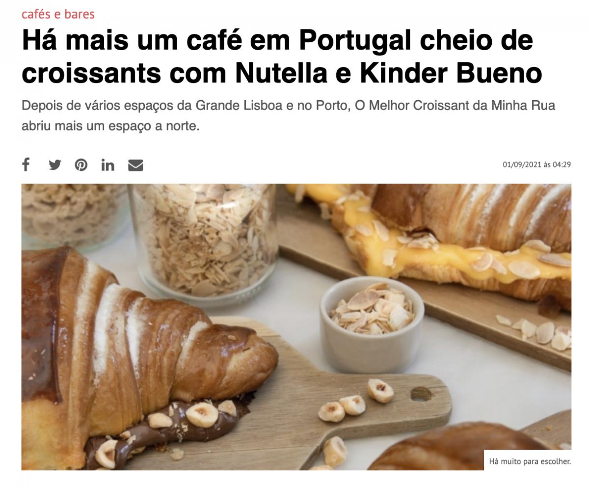 Chegámos ao berço de Portugal e, segundo a NIT, já estamos a conquistar os gulosos de Guimarães.