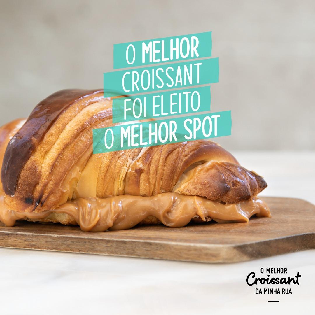 O Melhor Croissant no Melhor Spot